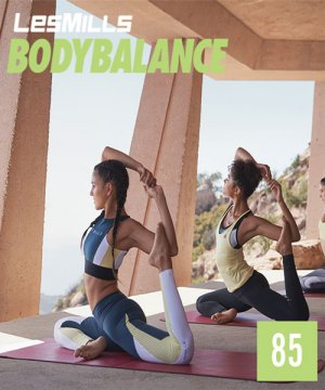LESMILLS BODY BALANCE 85 VIDEO+MUSIC+NOTES