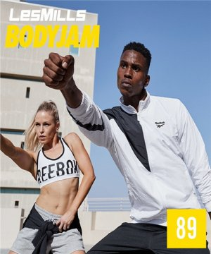 BODY JAM 89 VIDEO+MUSIC+NOTES